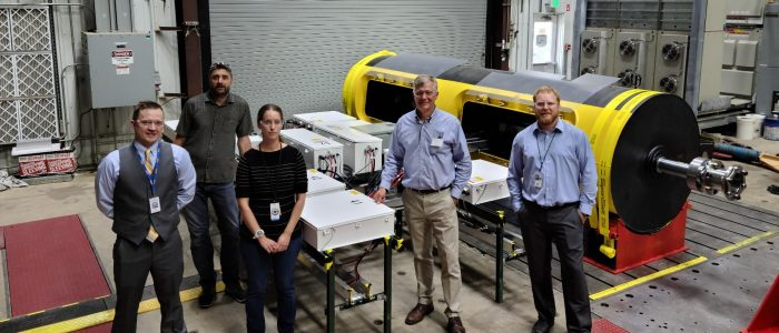 C-Power SeaRAY autonomous offshore power system testing at National Renewable Energy Laboratory